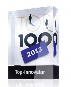 TOP100-Trophäe 2013