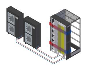 DCDC Seitenkühler